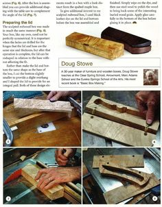 #2033 Knife Box Plans - Woodworking Plans