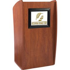 Oklahoma Sound 'The Vision' Floor Lectern 612 B&H Photo Video