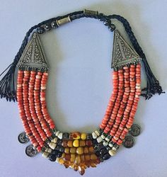 Hey, I found this really awesome Etsy listing at https://www.etsy.com/listing/266446478/yemen-antique-coral-moroccan-amber-rare