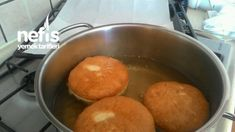 Berliner Yapımı – Nefis Yemek Tarifleri Cornbread, Donuts, Food And Drink, Breakfast, Ethnic Recipes, Foods, Drinks, Rage, Millet Bread