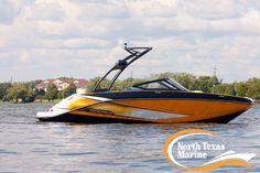 Scarab Jet Boat