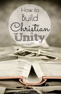 6. How to Maintain Unity in the Church | Bible.org