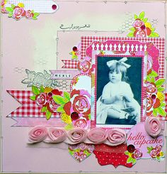 This is a layout I did for Merly Impressions a while back, and forgot to post here. This layout features the Tea Party Collection by Kaise. Vintage Scrapbook, Tea Party, Day, Layouts, Scrapbooking, Collection, Life, Scrapbook, Tea Parties