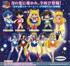 Sailor Moon Swing Set     #figure #gashapon #sailormoon #cute #kawaii #manga #anime #chibi