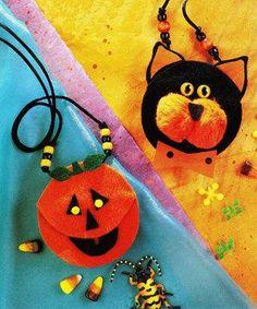 DIY Halloween : DIYHalloween Candy Pouches DIY Halloween Decor