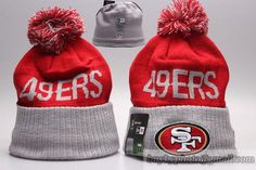 San Francisco 49ers Beanies Knit Hats Warm Winter Caps