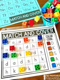 Schriftzeichen recognition is an wichtiges component in PreK and Kindergarten classrooms. In diesem post you ' ll find loads of ideas for alphabet-praxis. Easy and practical activities to help teach your Kindergarten students letter recognition. Kindergarten Centers, Kindergarten Activities, Letters Kindergarten, Letter Recognition Kindergarten, Abc Activities, Princess Activities, Learning Letters, Lego Duplo, Middle School