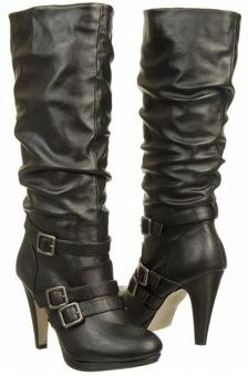 Let's face it – boots are sexy! They make a woman feel great, confident and well dressed.