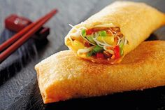 Asian Recipes, Healthy Recipes, Ethnic Recipes, Healthy Food, Yummy Food, Vegetable Egg Rolls, Hot Dog Buns, Food Inspiration, Clean Eating