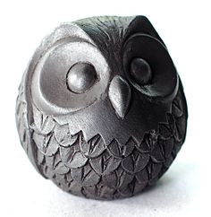 Grab your OWL SCULPTURE Figurines sculpture of bird sculpture owl statuette owl paperweight owl figurine boho chic bird Owl miniature Cold Cast Iron at great price and enjoy shopping.  #art #sculpture
