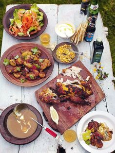 Empire Roast Chicken | Chicken Recipes | Jamie Oliver Recipes