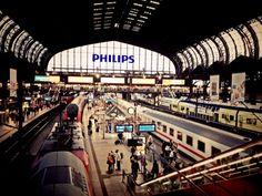 Hamburg Hauptbahnhof ve městě Hamburg, Hamburg