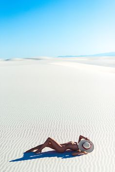White Sands on Behance