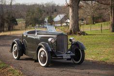 1932 Ford Model 18 Edsel Ford Speedster - Silodrome