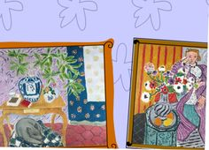 THE BEST!!!!!!!!!!!!!!!! Fun Facts about Matisse Interactive teaching slideshow