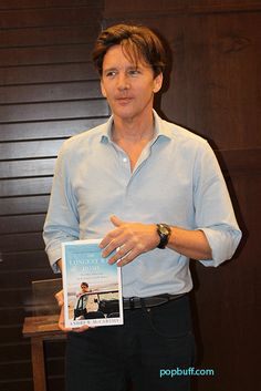 Andrew McCarthy's Travel Memoir: The Longest Way Home - One Man's Quest for the Courage to Settle Down