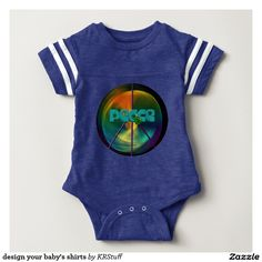 design your baby's shirts