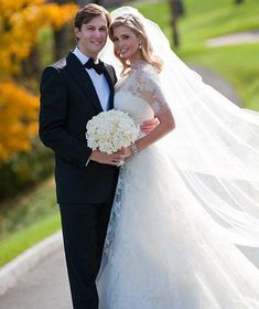 Ivanka Trump Wedding