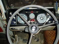 Scania 140 Super Interior