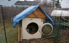 red neck dog house