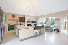 """This SieMatic kitchen and breakfast room is """"where everything of consequence happens"""" in its Dublin home"""