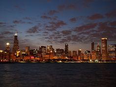Chicago skyline 2012 (7)