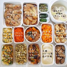 instagram #_kaoringo_常備菜 と #下ごしらえ