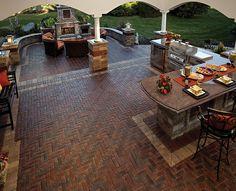 Outdoor living - LOVE IT!!!