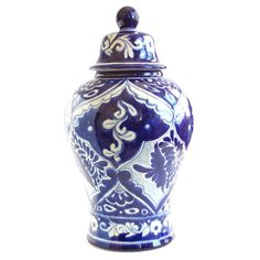 #BlueandWhite Pottery that has been inspired from around the world