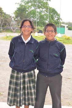 Students like 8th grade twins Oscar and Martha at #YoungLiving Academy receive a better education with the help of DGYF. Find out how you can continue to help: https://www.dgaryyoungfoundation.org/projects/