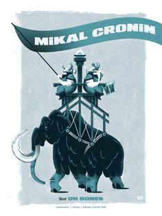 Mikal Cronin on Behance