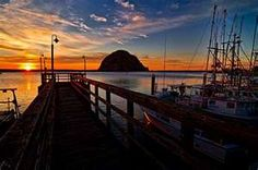 Go here every summer with the kids to visit my parents! Love it!!  Morro bay, ca