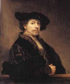 Rembrandt(July 15, 1606 - October 4, 1669) is generally considered one of the greatest painters in European art history and the most important in Dutch history. His contributions to art came in a period that historians call the Dutch Golden Age, in which Dutch culture, science, commerce, world power and political influence reached their pinnacle. Many of his paintings, had mythical, biblical, or historical themes. He produced over 600 paintings, 300 etchings, and 2,000 drawings.