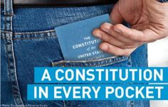 ACLU Free Pocket Constitution - US