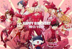 HAPPY BIRTHDAY LADY ANN! [by @p5_koumei] : Persona5