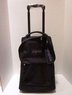 df3903e3d92e JanSport Wheeled Superbreak 33L Backpacks - Multi-Colored. Jansport BackpackBlack  BackpackTravel LuggageMy ...
