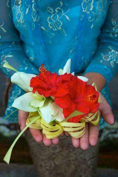 Offering in Bali