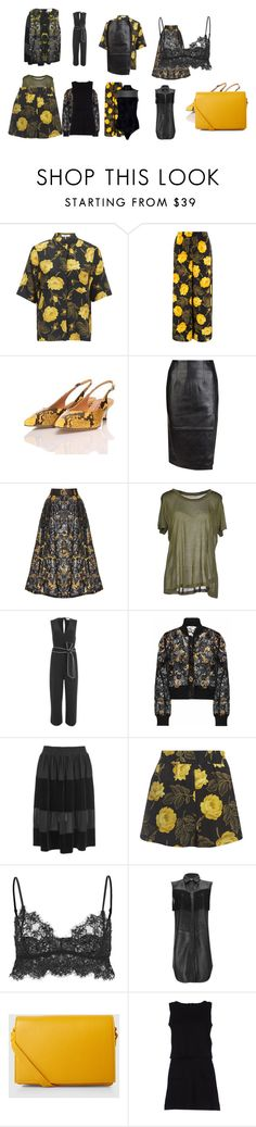 """Untitled #3852"" by luciana-boneca on Polyvore featuring Ganni"