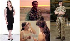 capitanes trans - hannah y 'el primer oficial en el ejército británico transgénero - Video - Medios y TV