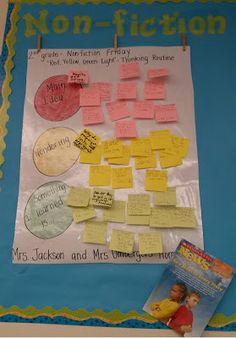 Visible Thinking Routines: Red Light Yellow Light
