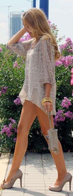 Street Style | La Beℓℓe ℳystère
