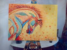 Learn to paint and enjoy a glass of wine at Vine & Canvas. We will guide you in duplicating the night's highlighted painting. Take home your own Masterpiece! Paint And Sip, Paint Party, Learn To Paint, Vines, Horses, Artists, Canvas, Painting, Tela