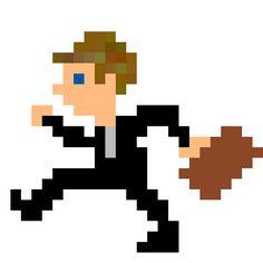 pixel man - Pesquisa Google