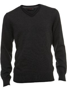 Burton Grey And Black Tipped V-Neck Jumper Charcoal grey and black tipped v-neck jumper.Garment Information* 100% CottonWash Care* Machine washable http://www.comparestoreprices.co.uk/mens-clothes/burton-grey-and-black-tipped-v-neck-jumper.asp