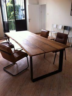 Solid Oak Rustique Table