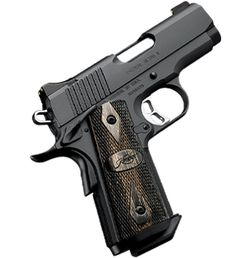 Kimber Tactical Ultra II. I would love this for carry