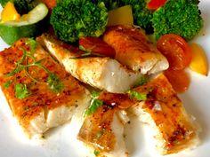 Dorsz pieczony z warzywami - Blog z apetytem