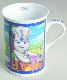 april easter mug