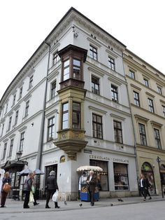 Krakow. Ulica Grodzka