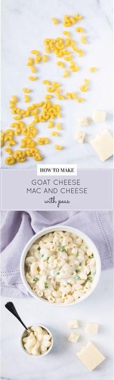 Goat Cheese Macaroni